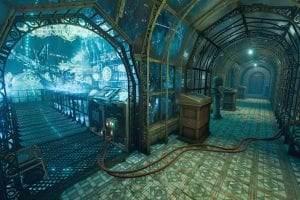 VRMark Cyan Room