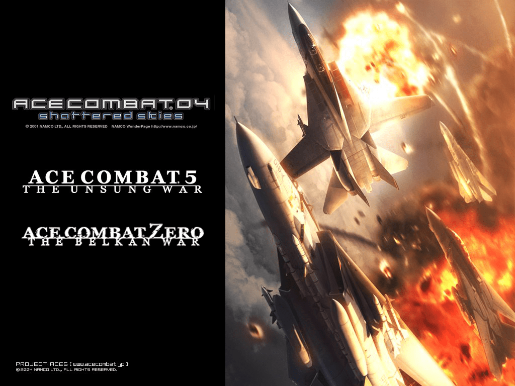 Ace Combat Background