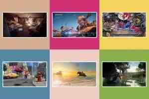 Mario+Rabbids Time Top10