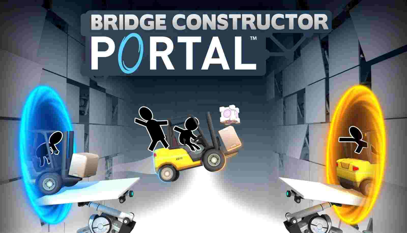 Portal: Bridge Constructor
