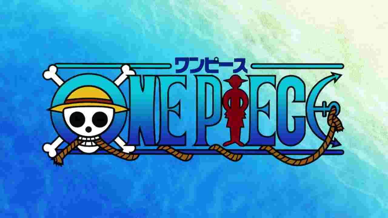 One Piece logo anime