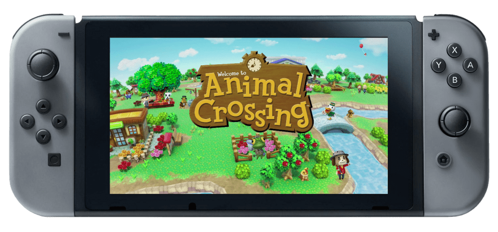 Animal Crossing per Switch