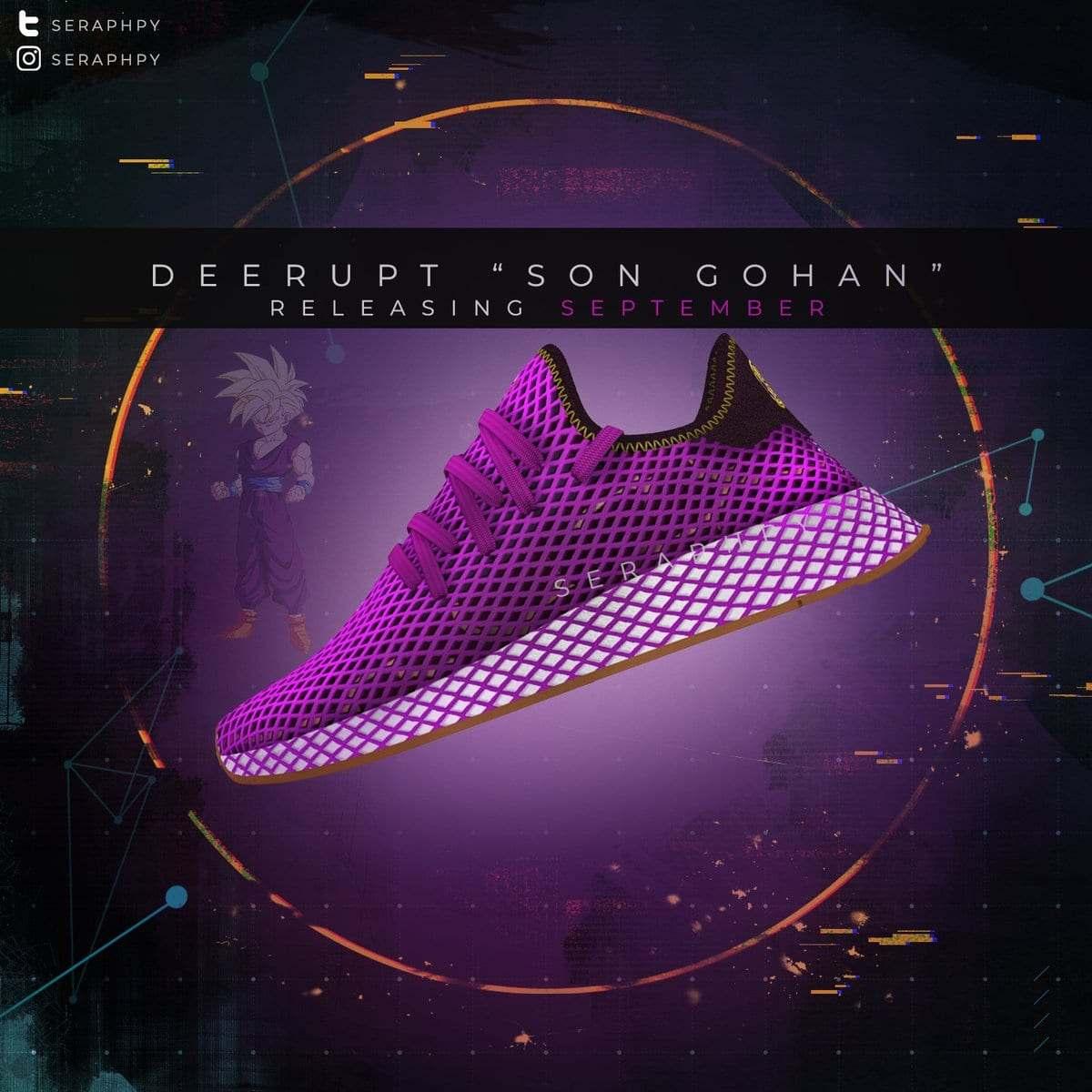 collezione scarpe adidas dragon ball