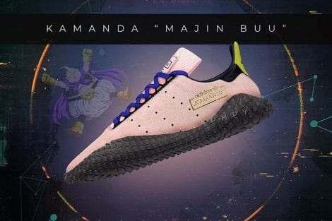 Adidas Dragon Ball