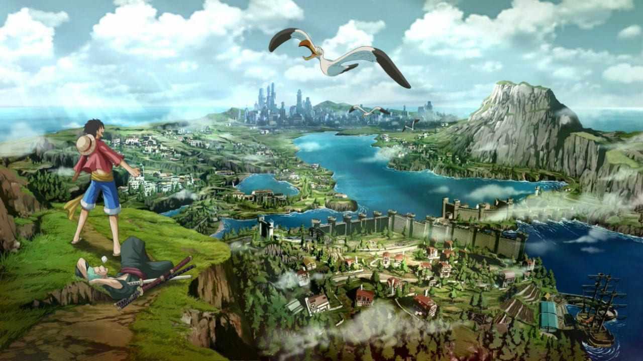 Ecco il primo video gameplay di One Piece  World Seeker 4da714764a7c