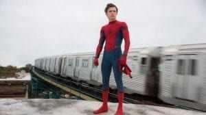 spiderman tom holland