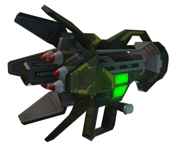 Ratchet & Clank Harbinger