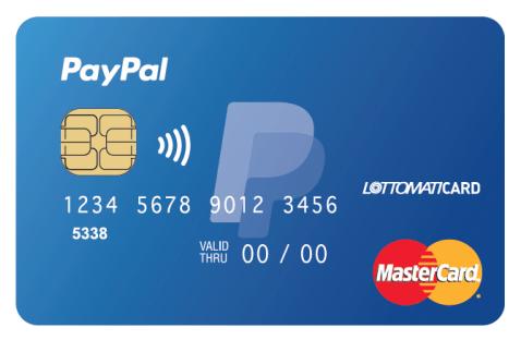 paypal carta