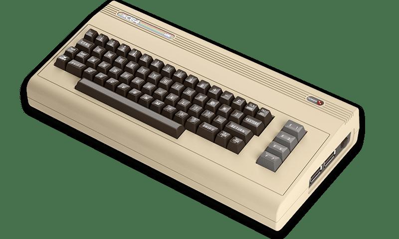 TheCommodore64 Mini