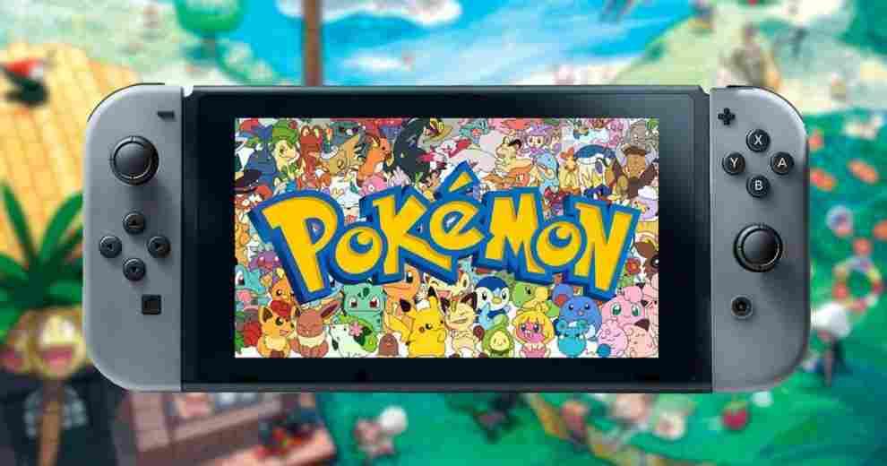 Pokemon su Switch