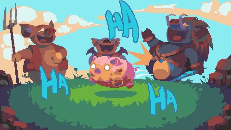 A Piggy's Story