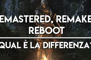 Remastered Remake Reboot