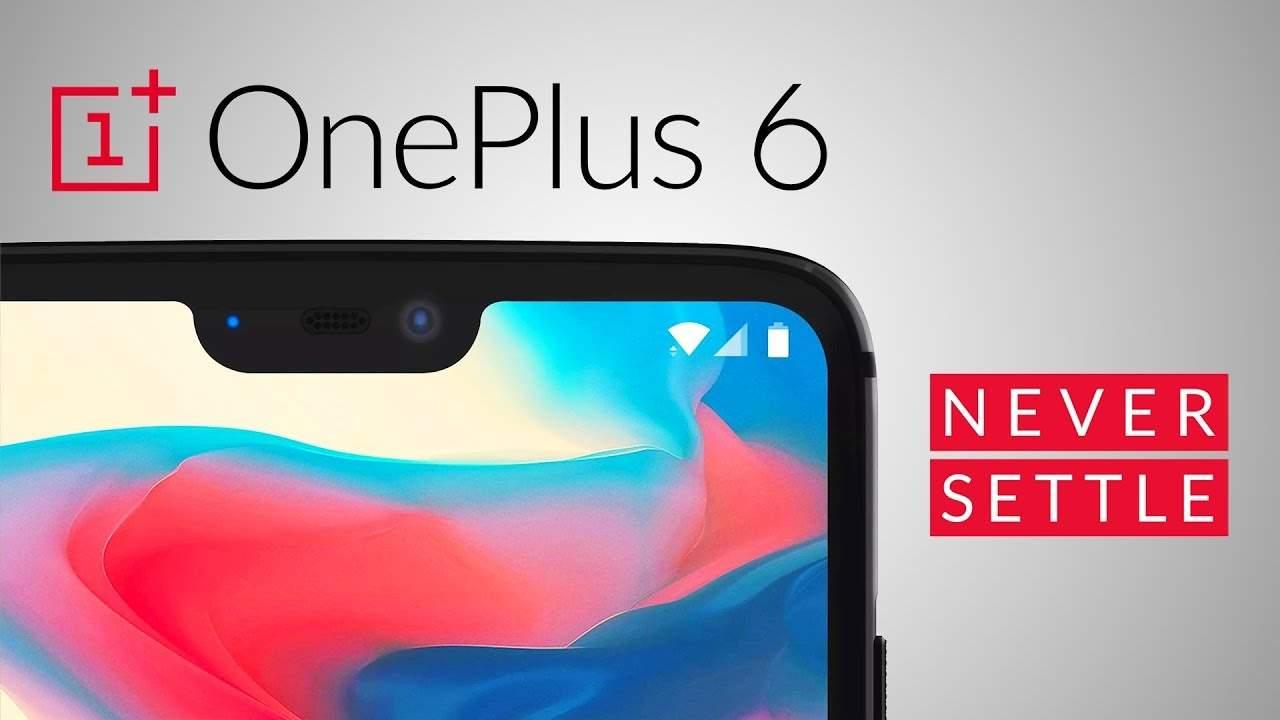 OnePlus6 Never Settle