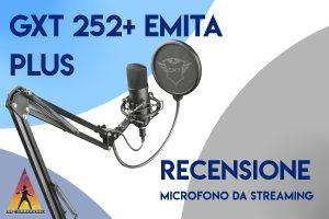 Trust GXT 252+ Emita Plus