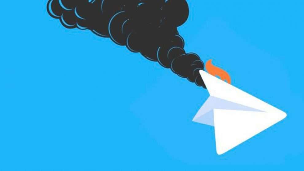 Telegram down, problemi per l'app di messaggistica