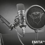 Trust GXT 252 Emita Plus