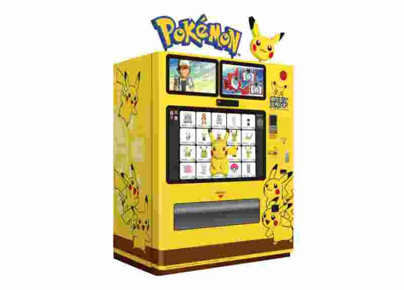 Distributori Pokémon