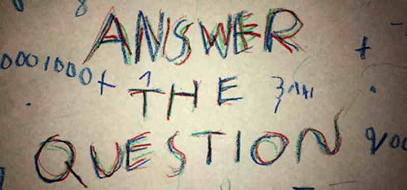 Answer The Question