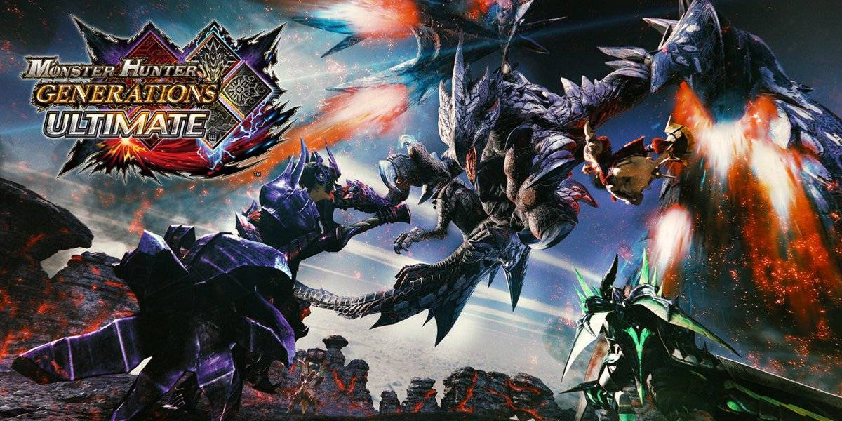 demo di Monster Hunter Generations Ultimate