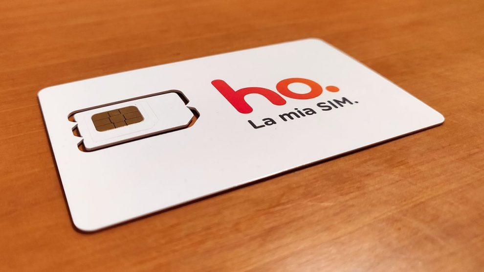 HO Mobile Sim