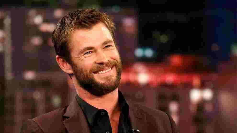 Men in Black: Chris Hemsworth a Ischia per le riprese