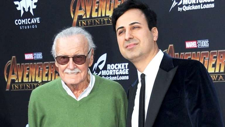 Stan lee keya morgan