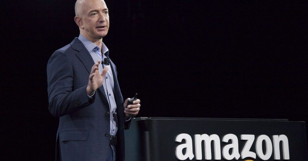 Jeff Bezos: