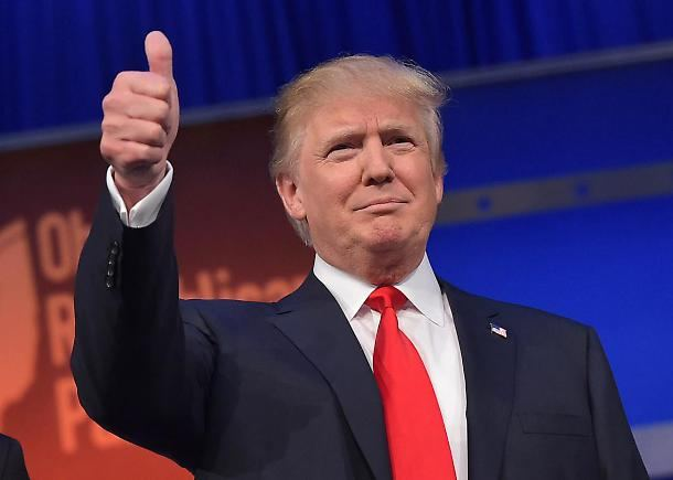 Donald Trump USA Elezioni Social Media