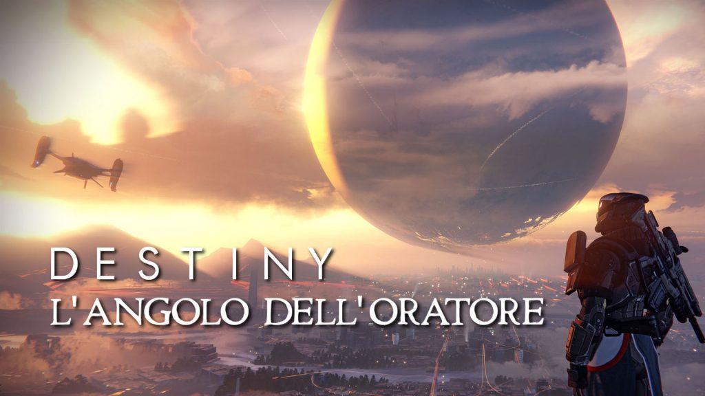 Destiny lore