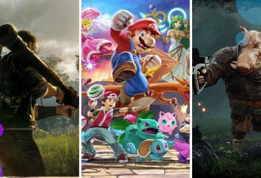 Dicembre videogiochi