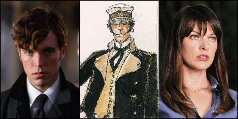 Corto Maltese: il noto fumetto diventa un film, ecco il cast principale