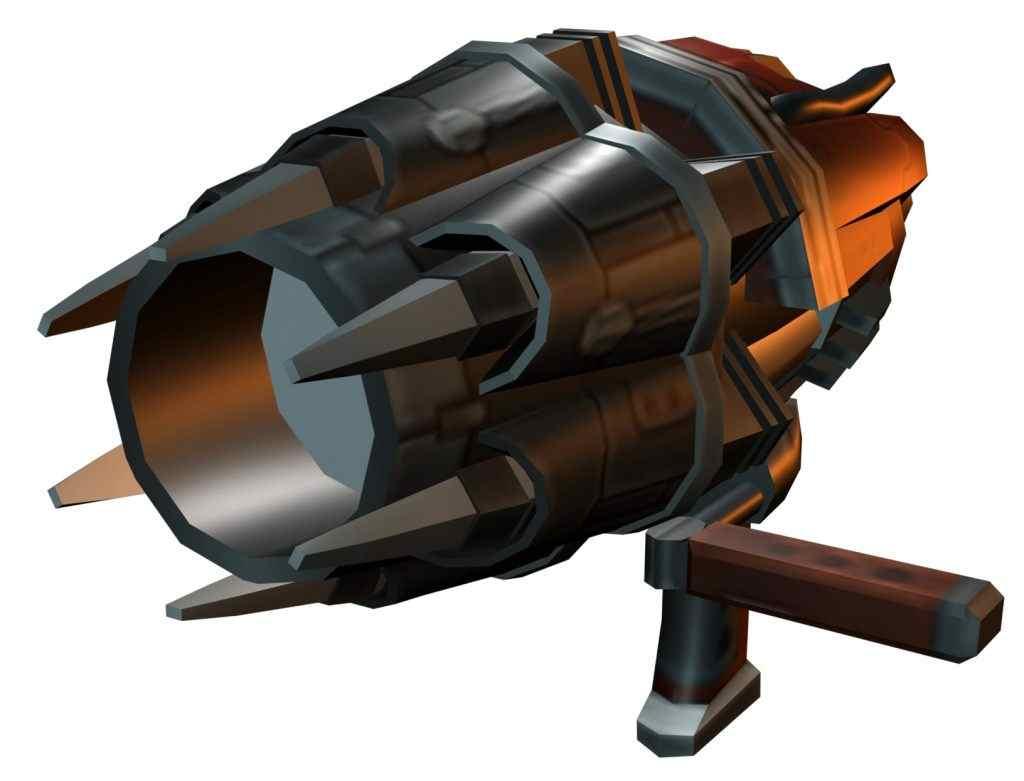 Ratchet & Clank Ryno 3