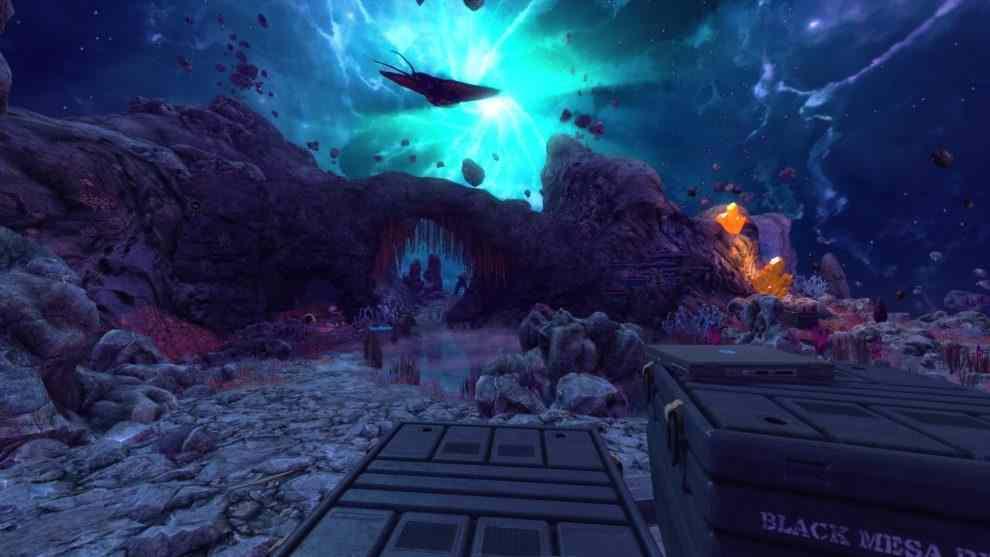 Half Life 2, in arrivo le mod Black Mesa Xen e Boreal Alyph ...
