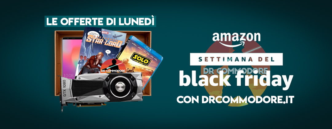 Settimana del Black Friday: