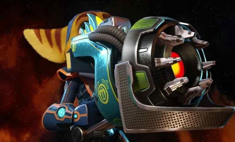 Ratchet & Clank Ryno Xtreme