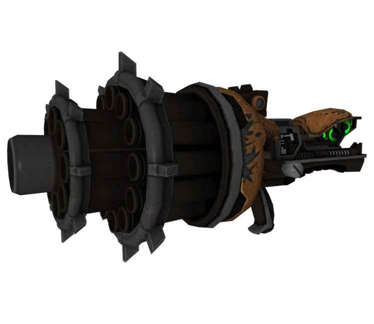 Ratchet & Clank Ryno 5