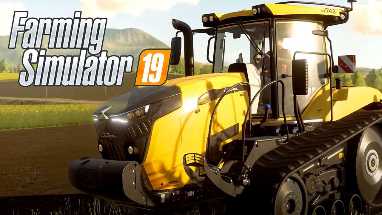 farming simulator e-sport