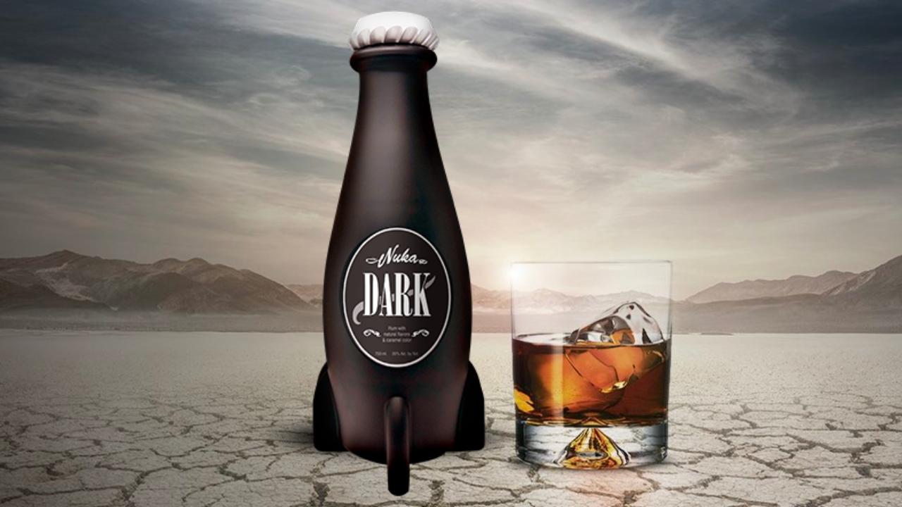 Nuka Dark Rum