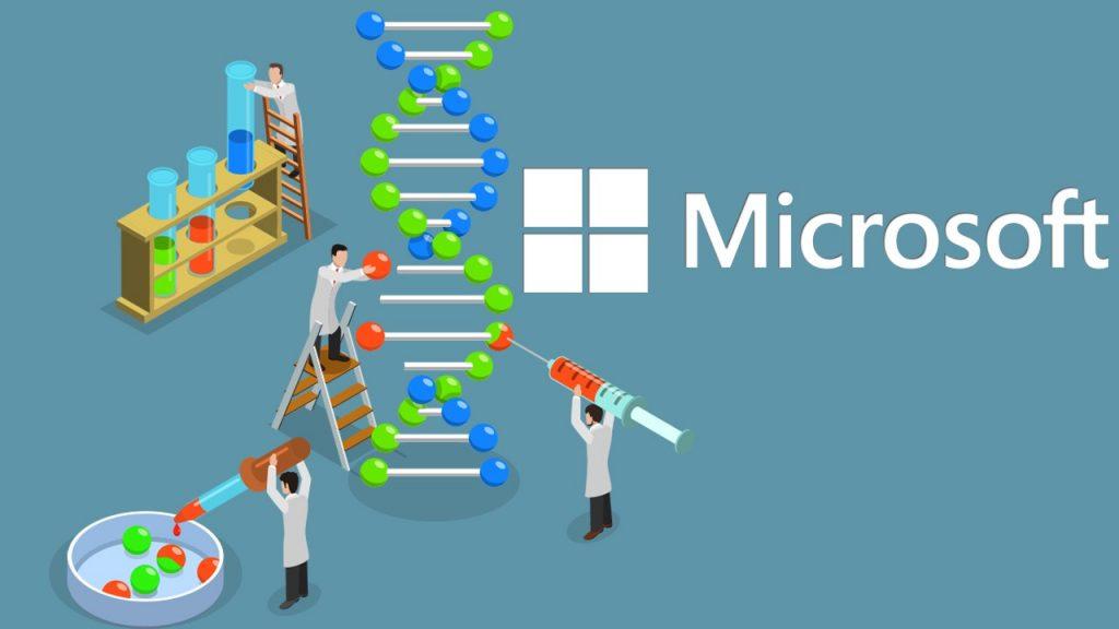 DNA Microsoft