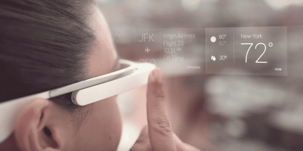 Google Glass Tech Realtà Aumentata