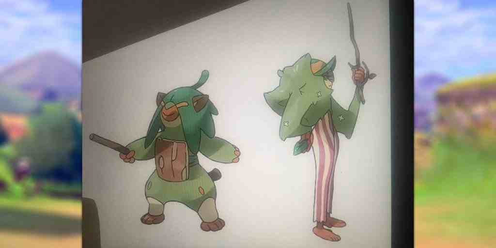 Pokémon Spada & Scudo