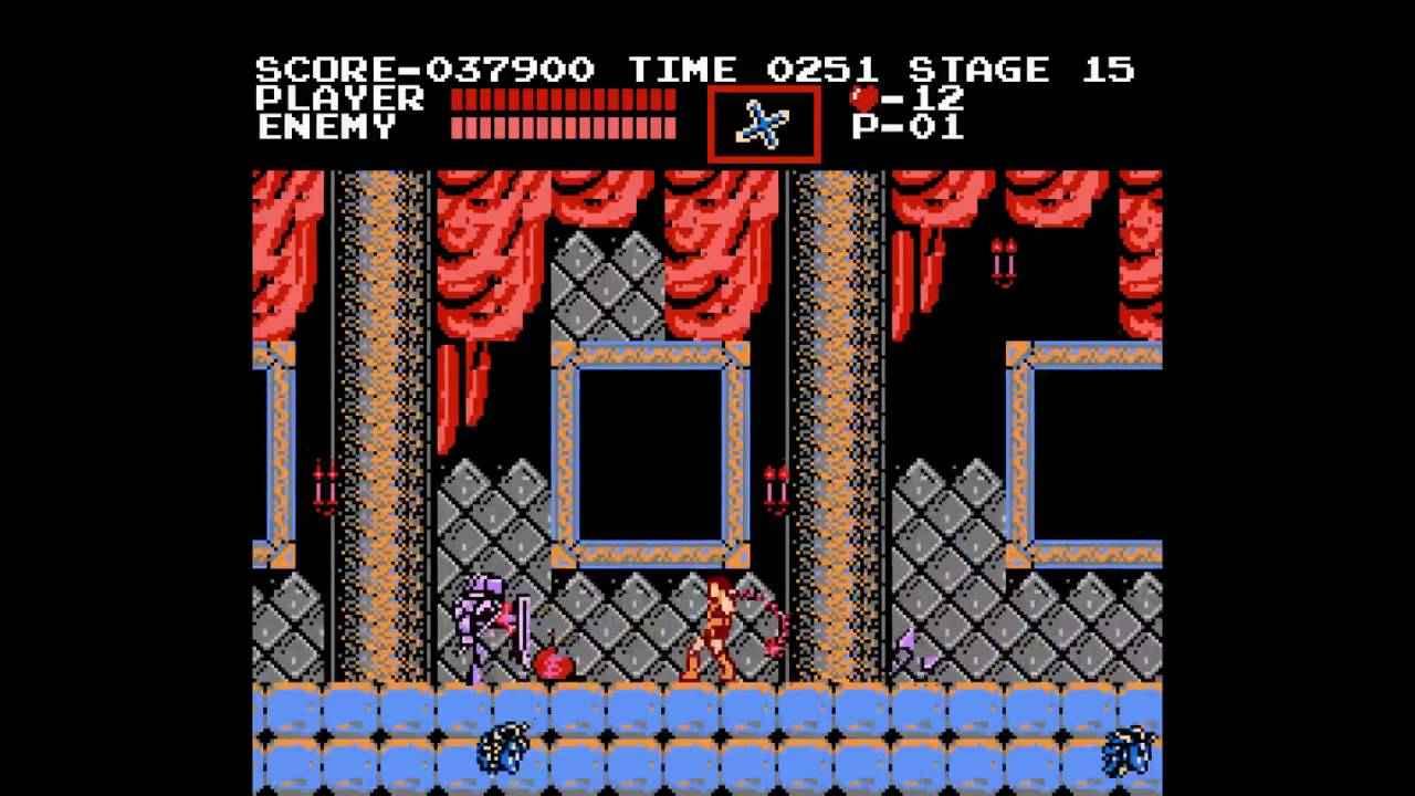 Castlevania-schermata