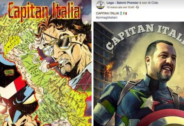 capitan italia