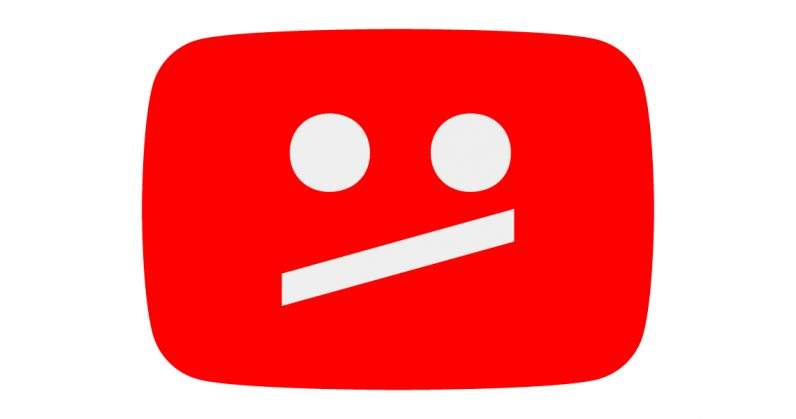 YouTube Logo face