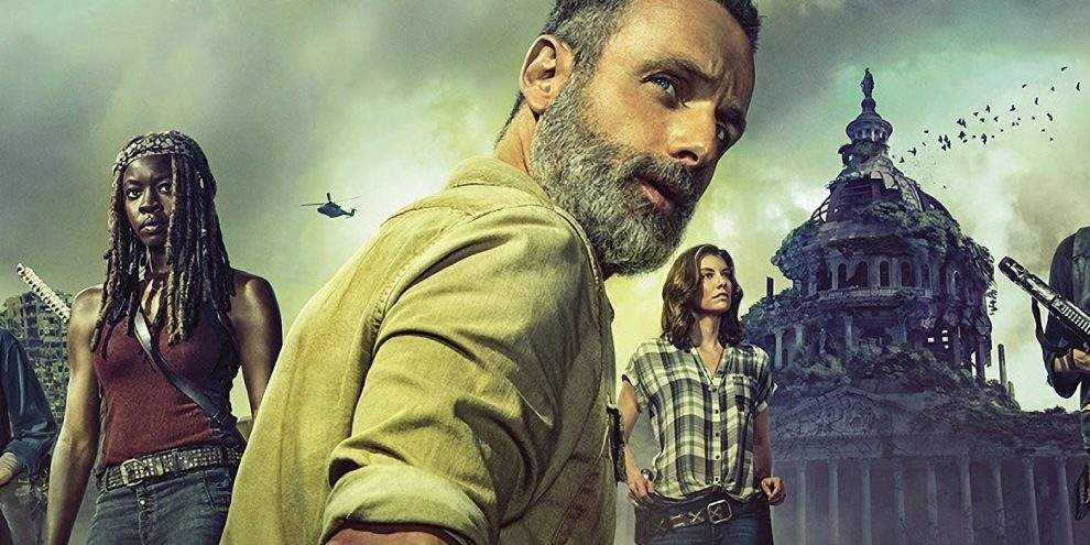 The Walking Dead nona stagione