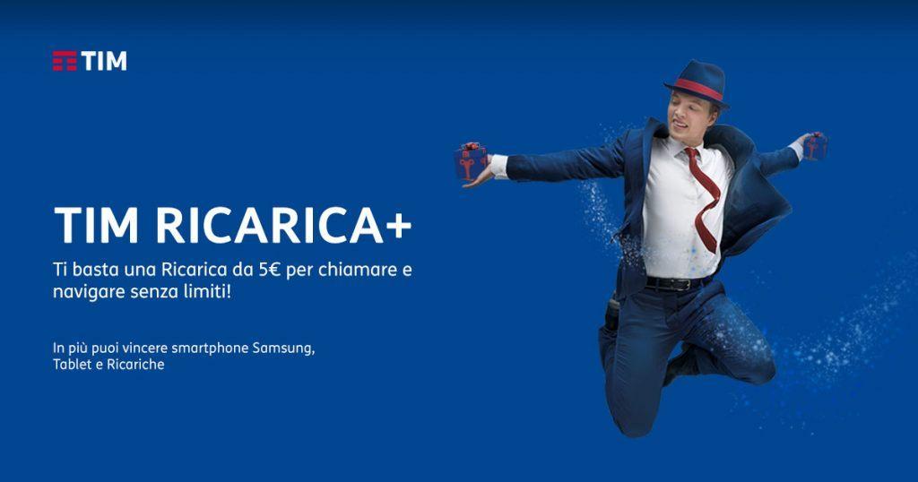 TIM Ricarica+