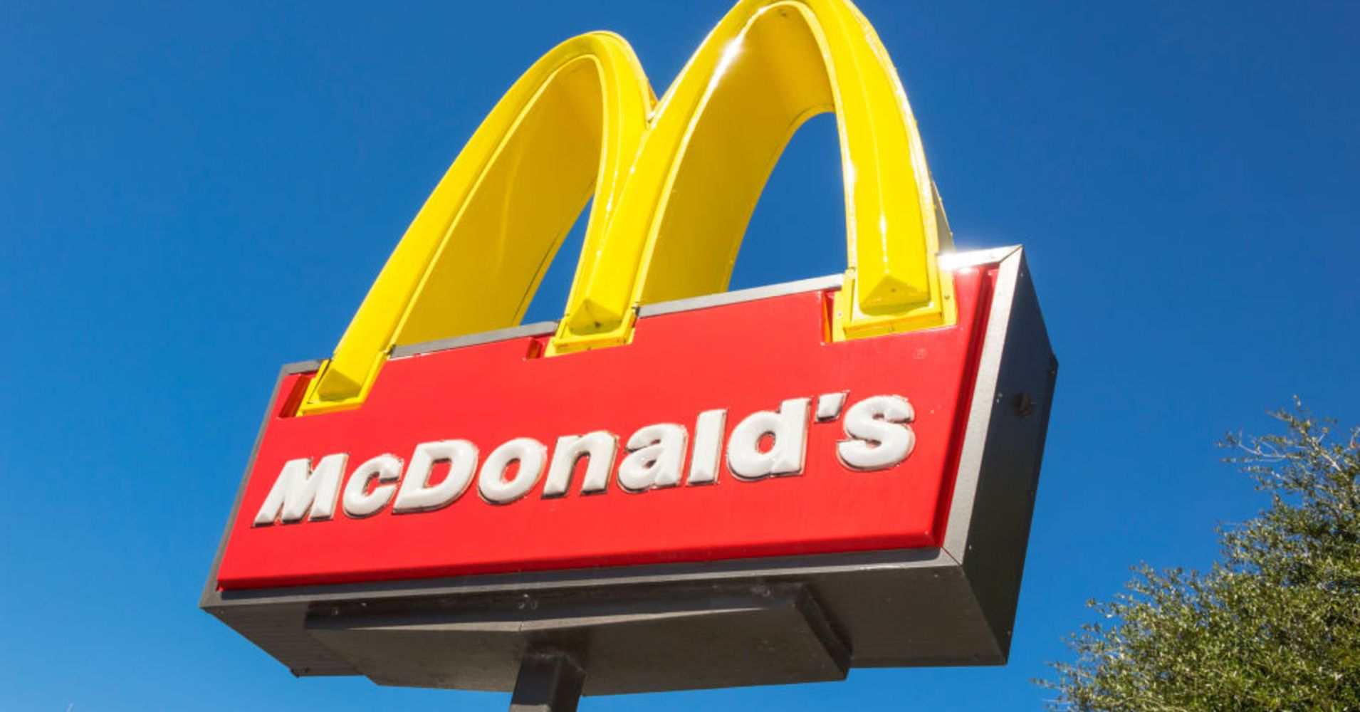 McDonald's Logo IA