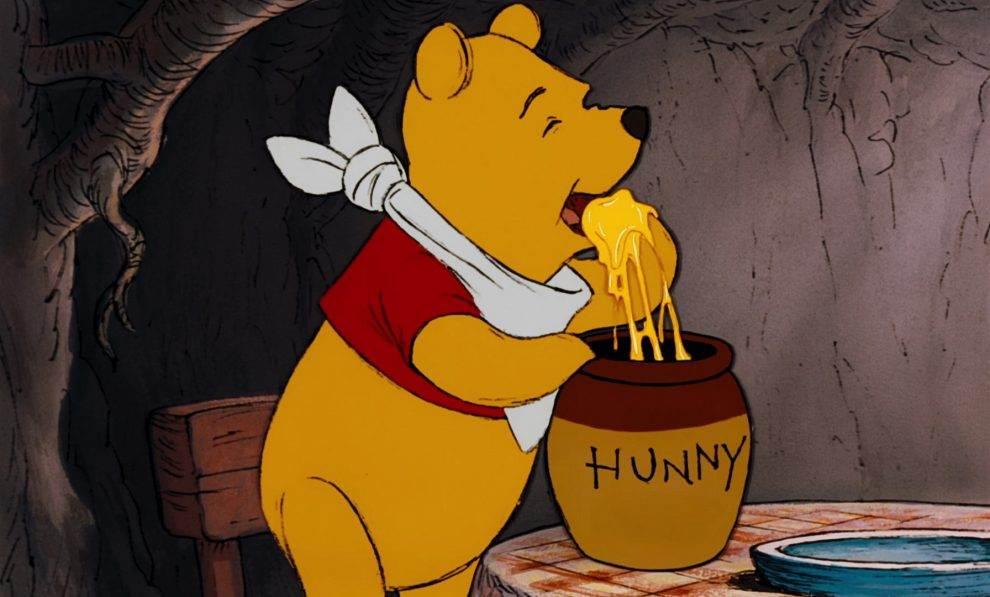 Disney animazione winnie the pooh ro e la magia della primavera