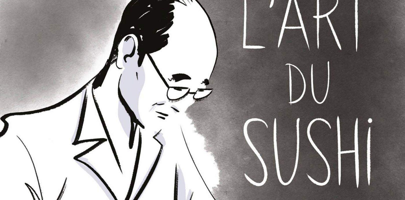 Arte del sushi fumetto star comics