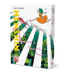 Manga Henshin Ken Nimura